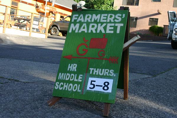 Hood River Farmers' Market