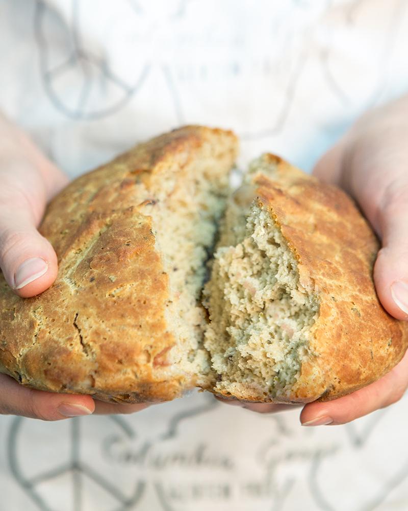 Gluten Free Multigrain Rustic Loaf